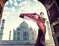 Revealing the Taj