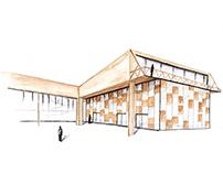 Taller Roca-Sardín, 2012-II, Facultad de Arquitectura