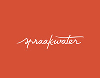 Spraakwater | Typography