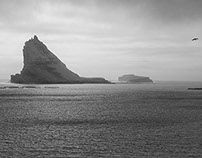 Faroe Islands, B&W no. 1
