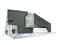 Representación Arquitectónica, Cátedra Sorhanet, 2012-I