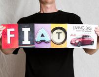 Fiat Roll Fold Brochure