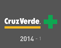 Cruz Verde Colombia -  graphic design content