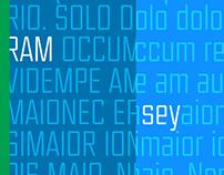 Ramsey Condensed—Typeface