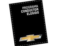 Camisetas Conductor Elegido