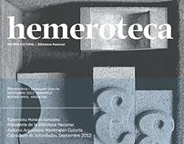 Editorial - Revista Cultural