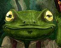 Swamp dancer