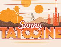 Star Wars: Sunny Tatooine T-Shirt