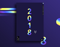 Colors of the Year 2018 trendzz v.2