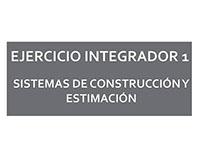 Sistemas de Construcción y Estimación - 2012.I -Trabajo