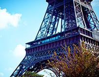 Desde la Torre Eiffel