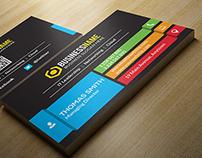 Corporate Business Card - RA46