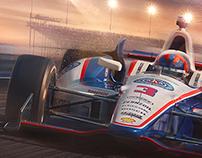 Auto Club Speedway: Indy
