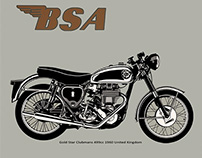 BSA Gold Star Clubman