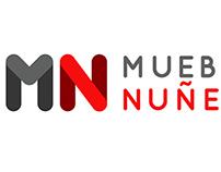 Muebles Nuñez - Logotype