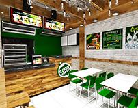 Store Design: Coco Fresco