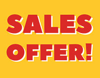 (amazing) SALES OFFER!