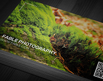 Photography Pro Business Card Vol.11