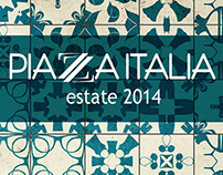 Piazza Italia Visual Estate 2014