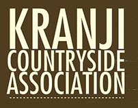 Kranji Countryside Association collateral designs