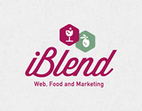 Iblend - App Promo Video