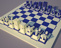 Chess set designs