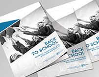 Brochure Back To School