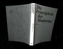 Die Prinzipien der Moderne