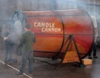 Candle Cannon