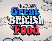 Heston's Great British Food - Titles