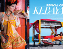 Revival of Kebaya