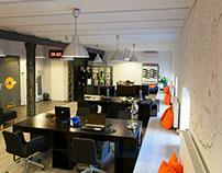 Brandlift office interior design
