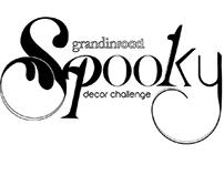 Spooky logo design