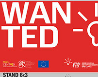 WAN TED Stand / Newsletter