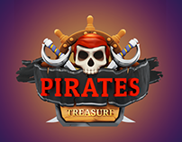 Pirates Treasure / game UI