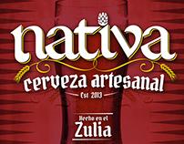 Cerveza Nativa, manejo gráfico de sus redes sociales.