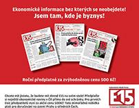 Daily newspaper E15