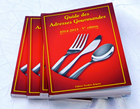 Guide des Adresses Gourmandes - Print + Web + Event