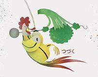 Chicken Broccoli Magazine