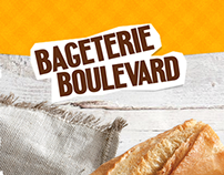 BAGETERIE BOULEVARD - Homepage with social feed - DRAFT