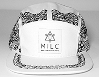 Hand Decorate MILC 5-Panel