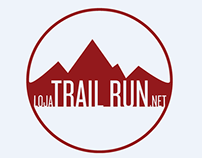 Loja Trail Run - Logotipo