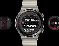 Porsche Design Huawei GT2 Watch /