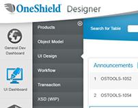 OneShield Software UI