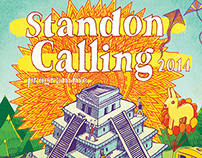 Standon Calling festival programme