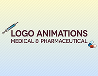 Logo Animations: Medical & Pharmaceutical
