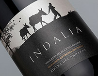 INDALIA | Wine Packaging Spain