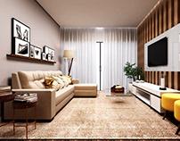 Sala de TV - Pontes Lacerda | MT