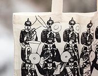 Ars Robur Nostrum (Swedish Army Band pattern)