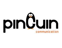 Pinguin Communication (Logo & Brandy)